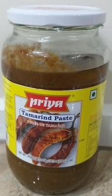 PRIYA TAMARIND PASTE 1 KG