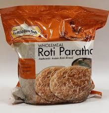 KATOOMBA  WHOLEMEAL ROTI PARATHA 30 PCS (Orange Pack)