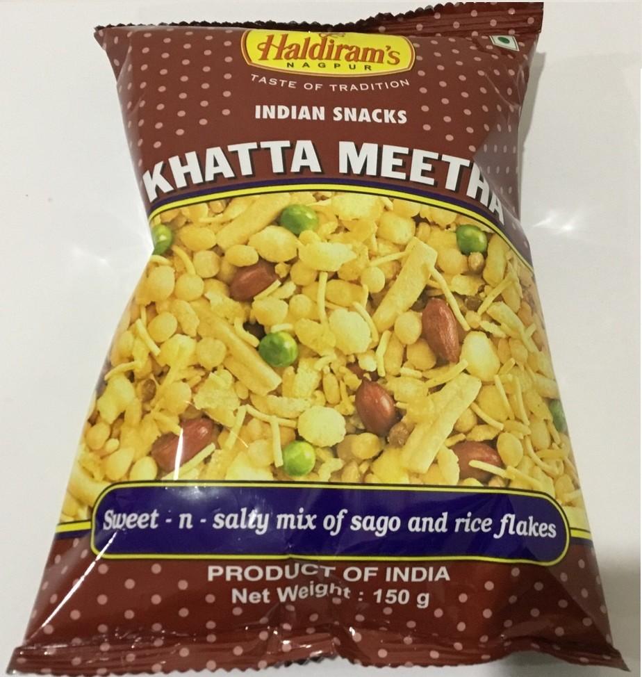 HALDIRAMS KHATTA MEETHA 150G