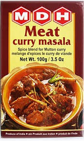 MDH MEAT CURRY MASALA 100 G