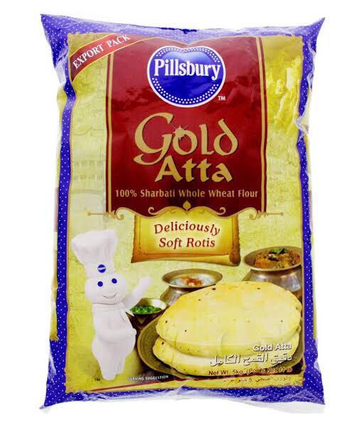 PILSBURY GOLD ATTA 10 KG