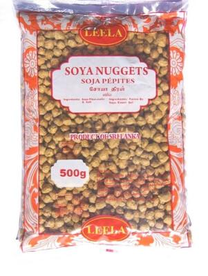 SOYA NUGGGETS 500GM