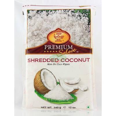 DEEP SHREDDED COCONUT 340 G