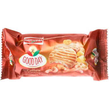 GOOD DAY CASHEW BISCUITS 5 PACK (375 GMS)