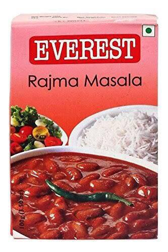 EVEREST RAJMA MASALA  100G