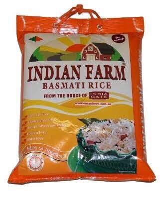INDIAN FARM 5 KG