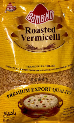BAMBINO ROASTED VERMICELLI 800GMS