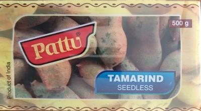 PATTU TAMARIND SEEDLESS 500GMS