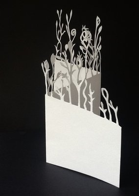 Private Workshop: Introductory Paper Cutting and Design ADULTS