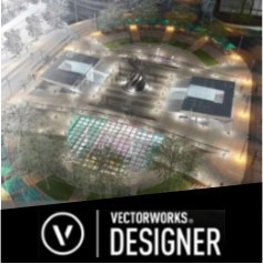 Vectorworks Designer 2019 (Add-On from from Fundamentals 2019 Mac/Win) 00060