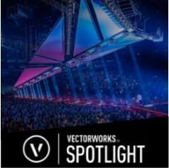 Vectorworks Spotlight 2019 (Add-On from from Fundamentals 2019 Mac/Win) 00063