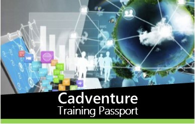 Cadventure Training Passport 00058