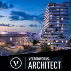 Vectorworks Architect 2019 with Vectorworks Service Select (VSS) 00001