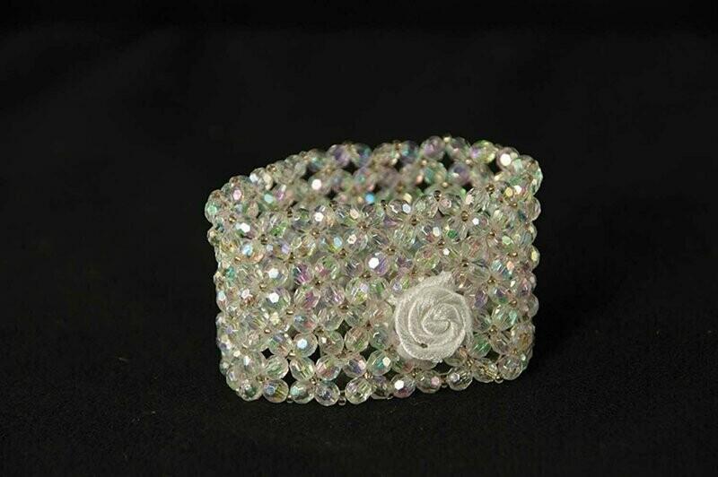 R101 - Mini Pearl Bracelet ( ice) ( Forever Keepsake Bracelet)