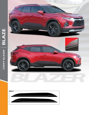 2019 - Up Chevy Blazer