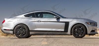 2015 - Up Mustang 69 Boss 302 Style Reverse C Stripe Kit