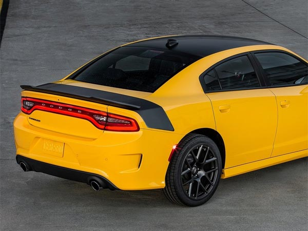 2015 - Up Dodge Charger Daytona Style Tail Stripe Kit