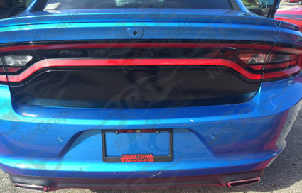 2015 - Up Dodge Charger Rear Blackout Stripe Kit