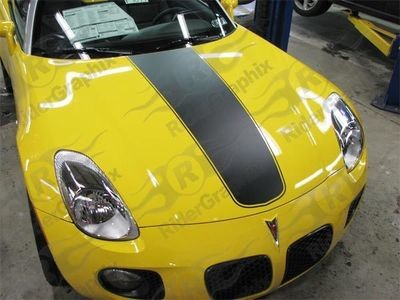 2007 - 2010 Pontiac Solstice / Saturn Sky Convertible Street Edition Stripes