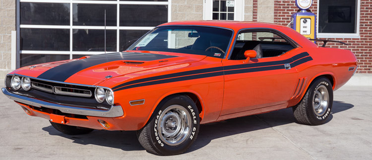 1970 - 1974 Dodge Challenger 1971