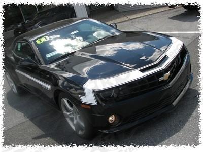 2010 - 2015 Chevrolet Camaro 68' Style Nose/ Fascia Accent Stripe