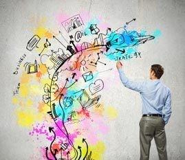 Sketchnoting et outils de la pensée visuelle (SPÉCIAL enseignants, élèves et parents) Pâques 2020 EN LIGNE
