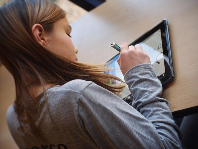 """Atelier découverte de l'IPAD pour les élèves """"dys"""" JANVIER 2020 00007"""