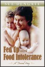 Fed Up with Food Intolerance (ebook)