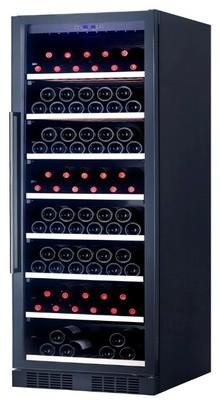 Grubel Wine Cabinet - 166 Bottles - Single Temperature (GWC-ST166BK)
