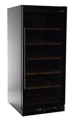 Grubel Wine Cabinet - 121 Bottles - Single Temperature (GWC-ST121BK)