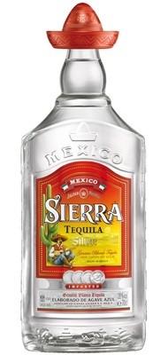 Sierra 'Silver' Tequila