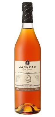 Janneau '12 Years Old' Grand Armagnac
