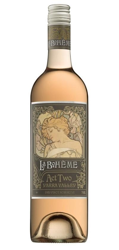 De Bortoli 'La Boheme' Act Two Pinot Rose
