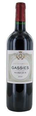 Gassies - Margaux 2010