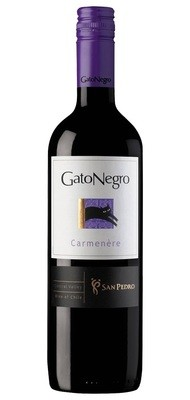 Gato Negro Carmenere 2015