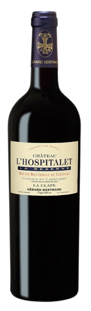 Gerard Bertrand 'Chateau l' Hospitalet' - La Clape