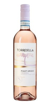 Torresella Pinot Grigio Rose