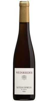 Weinrieder 'Holzer' St Laurent Roter Eiswein (375ml half-bottle)