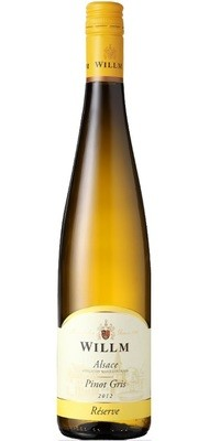 Willm 'Reserve' Pinot Gris 2013