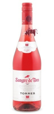 Sangre de Toro Rose