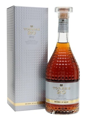 Torres '20 - Hors d'Age' Superior Brandy