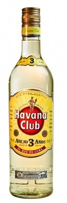 Havana Club '3 Years Old' Rum