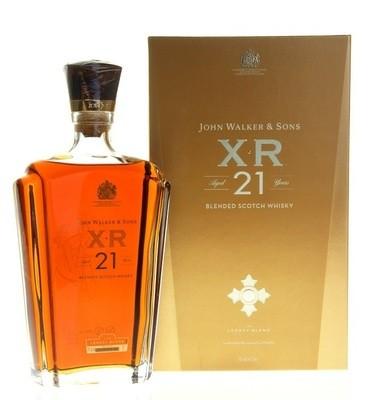 John Walker & Sons 'XR 21' Blended Scotch Whisky