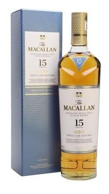 Macallan '15 Years Old Fine Oak' Single Malt Whisky