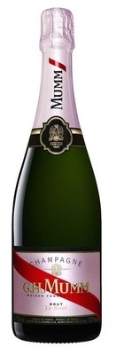 Mumm 'Le Rose' Champagne