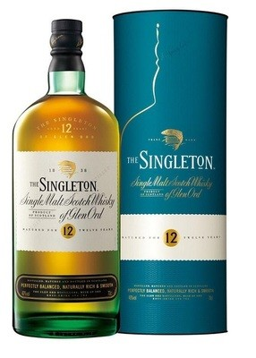 The Singleton '12 Years Old 'Single Malt Scotch Whisky