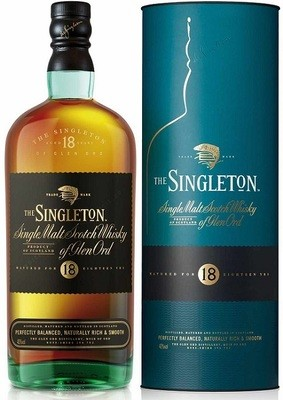 The Singleton '18 Years Old 'Single Malt Scotch Whisky