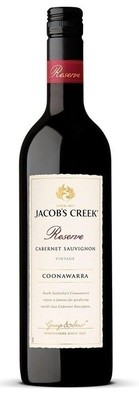 Jacob's Creek 'Reserve' Coonawarra Cabernet Sauvignon