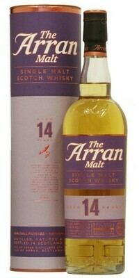 Arran '14 Years Old' Single Malt Scotch Whisky