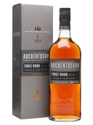 Auchentoshan 'Three Wood' Single Malt Scotch Whisky